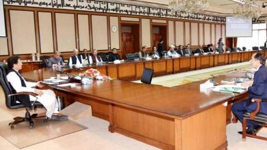 Photo of حکومت کا کابینہ کی منظوری کے بغیر کی گئی تقرریوں پر نظرثانی کا فیصلہ