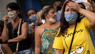 Photo of کورونا: برازیل 10 لاکھ متاثرین والا دوسرا ملک