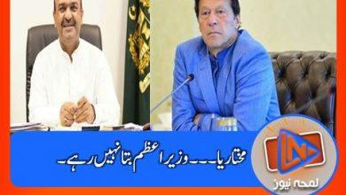 Photo of وزیر اعظم نے کوئی فیصلہ نہ کیا ، ندیم افضل چن نے فیصلہ کر لیا۔۔۔ وفاقی وزیروں نے کیا مشورے دیئے؟؟؟