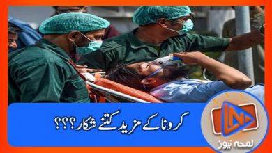 Photo of ملک بھر میں کرونا کے مریضوں کی تعداد کتنی ہوگئی؟؟؟