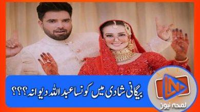 Photo of شادی پر جس کو نہیں بلایا وہ بھی آگیا… یاسر حسین نے حیرت انگیز انکشاف کردیا