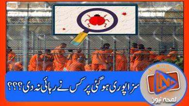 Photo of چوبیس ملین خرچ کرنے پر چودہ ہزار خامیاں نکل آئیں اور آُسکی سزا بھی قیدیوں کے نام۔۔۔