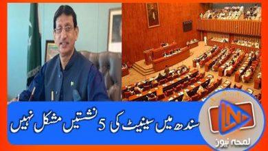Photo of سینیٹ الیکشن سندھ میں کونسی جماعتوں کا گٹھ جوڑ ہوگیا ؟؟؟