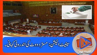 Photo of سینیٹ انتخابات: قومی اسمبلی میں 7 ووٹ کیوں مسترد کیے گئے ؟؟؟
