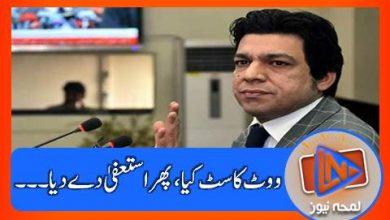 Photo of فیصل واوڈا کے استعفیٰ دینے کی وجہ کیا بتائی گئی ؟؟؟