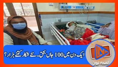 Photo of کرونا وبا؛ آج بھی 100 افراد جاں بحق۔۔۔ نئے شکار کتنے ہزار؟؟؟